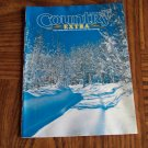 COUNTRY EXTRA January 1996 Back Issue Outdoor Magazine