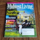 MIDWEST LIVING August 1993 Back Issue Decorating Home Magazine