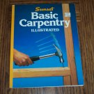 Sunset Basic Carpentry Illustrated Guide Book location143