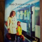 And Justice For All Linda Style June 06 1323 Harlequin Superromance  Romance Novel