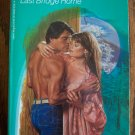 Loveswept 187 Iris Johansen LAST BRIDGE HOME Romance Novel