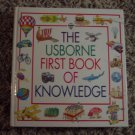 THE USBORNE FIRST BOOK OF KNOWLEDGE Children's Storybook location143
