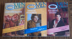 Made In America Men 3 Book Set Another Kind of Love Deceptions Author's Choice