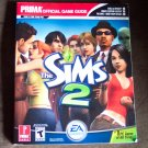 Prima Official Game Guide The Sims 2 Book EA Games location143