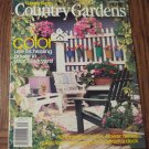 Country Home COUNTRY GARDENS September 1999 Back Issue Magazine Gardening Flowers Plants