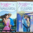Second Chance At Love Series 2 Book Set Romance Paperback
