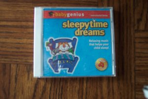 Baby Genius Sleepytime Dreams Instrumental Series ~ Music CD