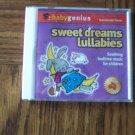 Baby Genius Sweet Dreams Lullabies Instrumental Series ~ Music CD