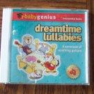 Baby Genius Dreamtime Lullabies Instrumental Series ~ Music CD