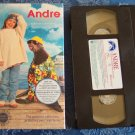 Andre Based on a True Story Family Comedy VHS Video Tape Paramount Home Movies