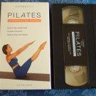 Living Arts Pilates Intermediate Mat Workout ~ Fitness Vhs Tape Video