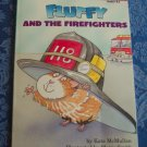 Hello Reader Fluffy and The Firefighters The Classroom Guinea Pig Children's Level 3 Reader