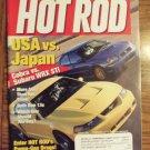 Hot Rod January 2004 USA vs Japan Back Issue Magazine 1M