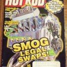 Hot Rod July 2000 SMOG Legal Swaps LS1 Pontiac Back Issue Magazine 1M