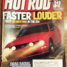 Hot Rod January 2005 Tim Allen's F-100 Back Issue Magazine 1M