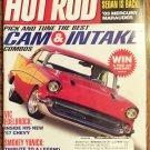 Hot Rod November 2001 Cam & Intake Combos Back Issue Magazine 1M