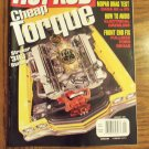 Hot Rod January 2001 Cheap Torque Dana 60 vs 8 3/4 Back Issue Magazine 1M