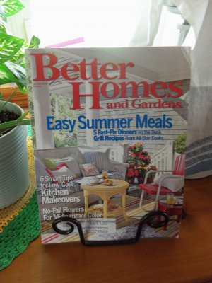 BETTER HOMES AND GARDENS July 2007 Back Issue Decorating Home Magazine location50
