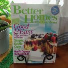 BETTER HOMES AND GARDENS August 2007 Back Issue Decorating Home Magazine location50