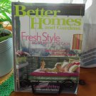 BETTER HOMES AND GARDENS May 2004 Back Issue Decorating Home Magazine location50