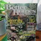 BETTER HOMES AND GARDENS May 2003 Back Issue Decorating Home Magazine location50