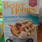 BETTER HOMES AND GARDENS August 2008 Back Issue Decorating Home Magazine location50