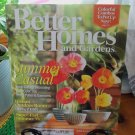 BETTER HOMES AND GARDENS July 2008 Patios Back Issue Decorating Home Magazine location50