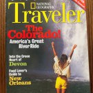 National Geographic Traveler May June 1998 10th Annual Photo Contest Back Issue locationO1
