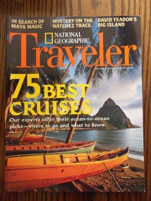 National Geographic Traveler November December 1998 Back Issue locationO1