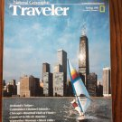 National Geographic Traveler Spring 1985 Volume II, Number 1 Back Issue locationO1
