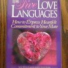 The Five Love Languages Gary Chapman Romance Christian Resource locationO4