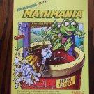 HighLights Mathmania Puzzlemania + Math Book 1999 Back Issue Fun Puzzle locationO4