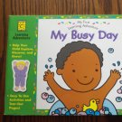 My First Learning Adventure Brighter Vision My Busy Day Activity Book Toddler locationO3