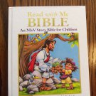 Read With Me Bible An NIrV Story Bible for Children Zonderkidz locationO3