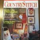 Country Stitch Premier Collector's Issue Christmas Back Issue locationM10
