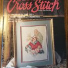 For The Love Of Cross Stitch Leisure Arts November 1989 Back Issue locationM10