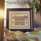 Counted Cross Stitch Needlewords Vol 7 No 1 Back Issue locationM10