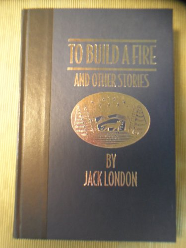 Jack London To Build A Fire and Other Stories Reader's Digest Blue Binding locationB22