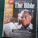 James Earl Jones Reads the Bible 16 Audio Cassettes New Testament King James Version locationB22