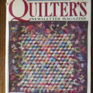 Quilter's Newsletter Magazine October 2001 No. 336 Back Issue locationM10
