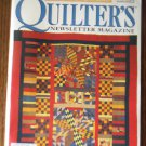 Quilter's Newsletter Magazine November 2001 No. 337 Back Issue locationM10