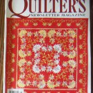 Quilter's Newsletter Magazine July August 2000 No. 324 Back Issue locationM10