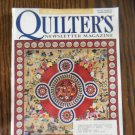 Quilter's Newsletter Magazine Jan/Feb 2001 No 329 Back Issue locationM10