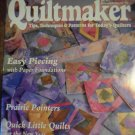 Quiltmaker Magazine No. 47 January February 1996 Back Issue locationM10