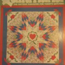 Quiltmaker Magazine No. 20 Early Fall 1990 Back Issue locationM10