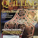 American Patchwork & Quilting October 1995 Vol. 3 No. 5 Issue 16 Back Issue locationM10