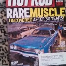 Hot Rod August 2006 Rare Muscle Rust Repair Back Issue Magazine 1M