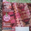 Quiltmaker Magazine May June 2009 Back Issue location14