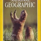 National Geographic April 1998 Volume 193 Number 4 Back Issue location32