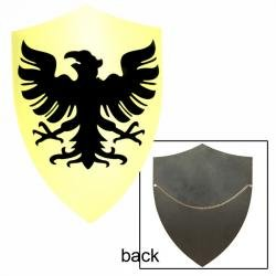 Ornate Medieval Eagle Shield